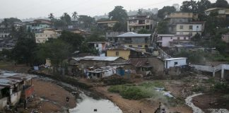 Stories from post-Ebola Sierra Leone: Gaddafi and the Tripoli Boys gang help Freetown