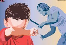 Smacking your child could set in motion a cycle of abuse that spans generations