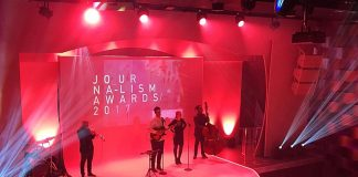 The Discovery Health Journalism Awards were one of the most competitive yet