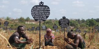 Stories from post-Ebola Sierra Leone: Finding my father's grave
