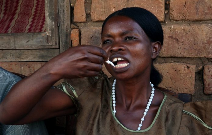 Early adopters: Malawi has already begun using HIV self-testing as part of some clinical trials.