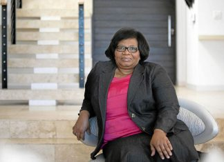 Fikile Magubane lost her son and husband in four months.