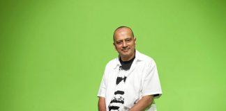 Grateful recipient: Pervaiz Khan