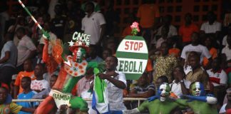 Football is coming home at last: Stories from post-Ebola Sierra Leone
