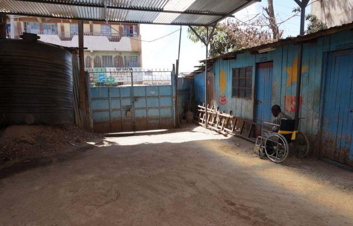 The Maji Mazuri institute in north-east Nairobi.