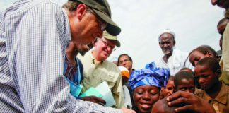 The Bill & Melinda Gates Foundation is the primary donor of this revolutionary initiative in global health data dissemination.