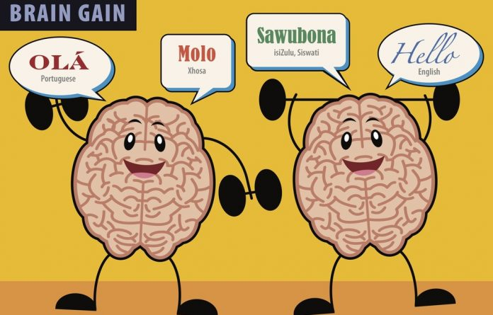 Being bilingual is better for your brain. Now