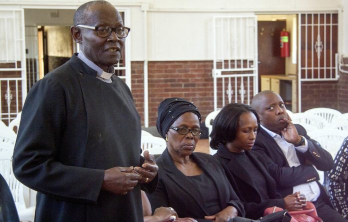 Reverend Joseph Maboe's son Billy died after being transferred from Life Esidimeni. Billy had dreams of leaving hospital