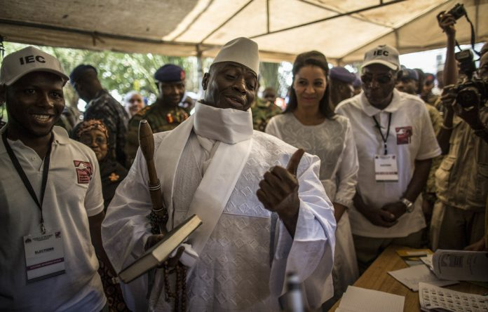 Yahya Jammeh peddled fake HIV 'cures' complete with alleged human rights abuses. But he also banned female genital cutting