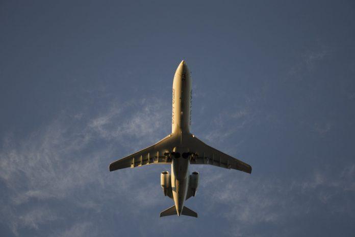 airplane file photo