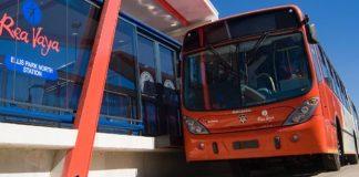 public transport Rea Vaya